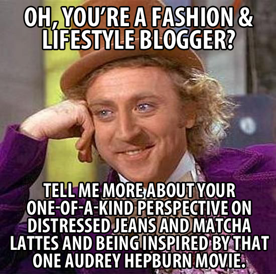 20 Signs You Are Totally Meant To Be A Fashion Blogger